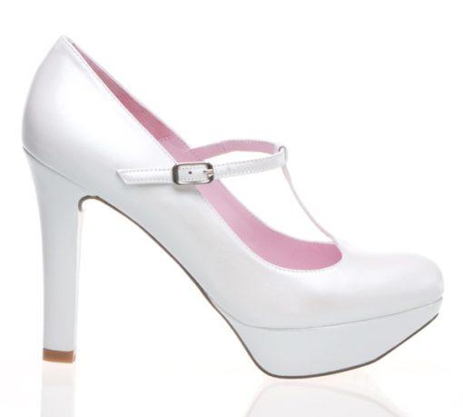 Zapatos de novia Christian Rossi Arnes