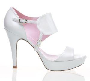 Sandalias de novia Christian Rossi Marta