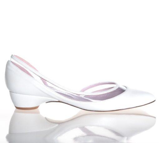 Zapatos de novia Christian Rossi Vison