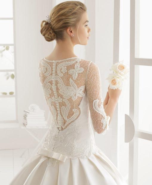 Aire Barcelona Mikael wedding dress