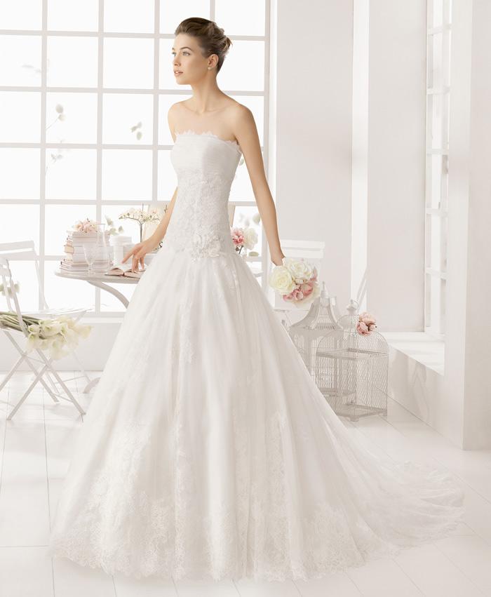 vestidos de novia aire barcelona 2016 – vestidos baratos