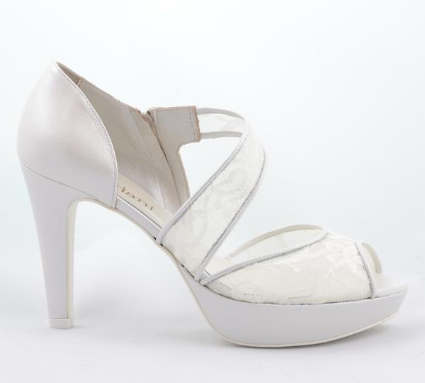 sandalias de novia doriani 3361-9 - pattuka tienda para novias