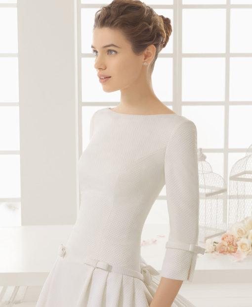 Vestido de novia Aire Barcelona Micro