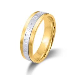 Alianza de boda Maiter 07762AB