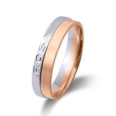 Alianza de boda Maiter 07776RB