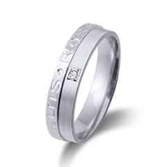 Alianza de boda Maiter 07777OB1C