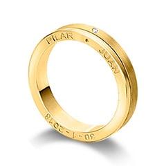 Alianza de boda Maiter 07783AM1R