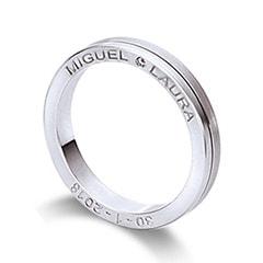 Maiter 07783OB1L Wedding Ring