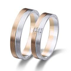 Maiter 06376RB Wedding Rings