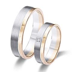 Maiter 06385RB Wedding Rings
