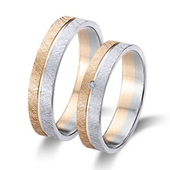 Maiter 06387RB Wedding Rings