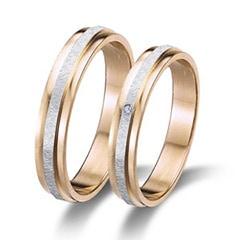 Maiter 06406RBR Wedding Rings