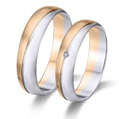 Maiter 06428RB Wedding Rings