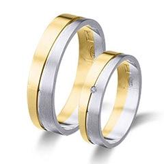 Maiter 06453BI Wedding Rings