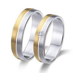 Maiter 06498BI Wedding Rings