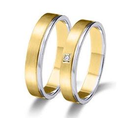 Maiter 06629AB1C Wedding Rings
