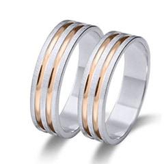 Maiter 06640BR Wedding Rings