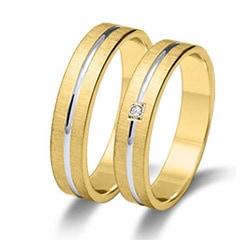 Maiter 06641AB1C Wedding Rings