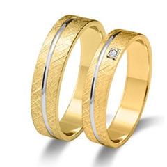Maiter 06642AB1C Wedding Rings