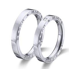 Maiter 06742OB Wedding Rings