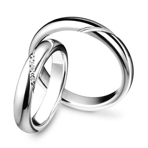 Polello 2145DB-UB Wedding Rings