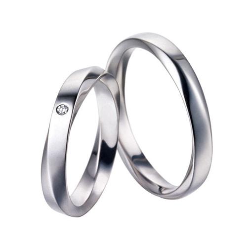 Polello 2503DB-UB Wedding Rings