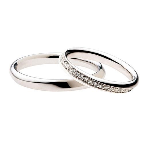 Polello 2615UB-DB Wedding Rings