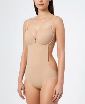 Body trikini sin espalda y laterales Ivette