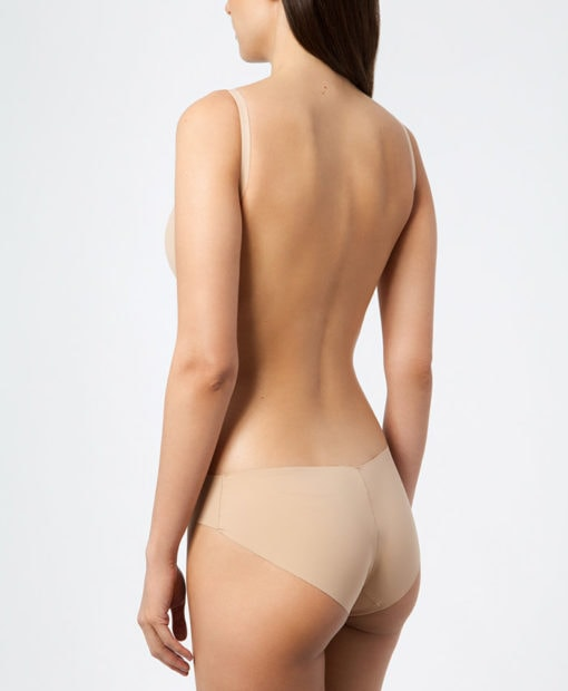 Ivette backless trikini bodysuit