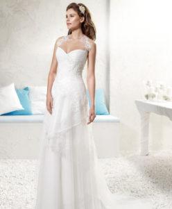 Vestido de novia Cala Kronos