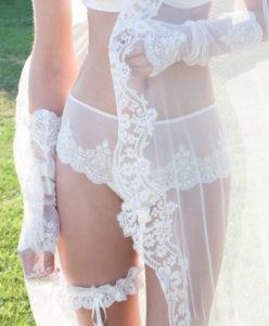 Culotte de novia Heritage de Ivette