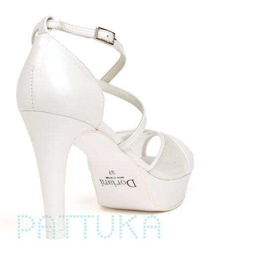 Sandalias de novia Doriani 3551-9