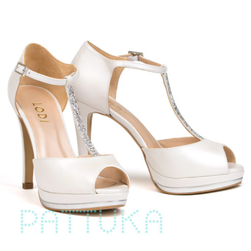 Sandalias de novia LODI Pauli
