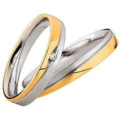 Alianzas de boda Saint Maurice Light 49/87002 | 49/87003
