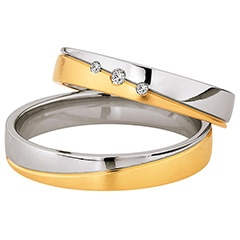 Alianzas de boda Saint Maurice Light 49/87006 | 49/87007