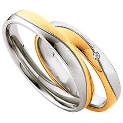 Alianzas de boda Saint Maurice Light 49/87010 | 49/87011