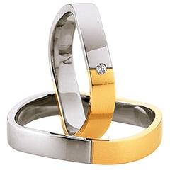 Alianzas de boda Saint Maurice Light 49/87012 | 49/87013