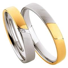Alianzas de boda Saint Maurice Light 49/87014 | 49/87015