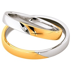 Alianzas de boda Saint Maurice Light 49/87018 | 49/87019