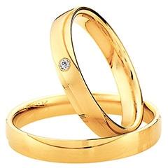 Alianzas de boda Saint Maurice Light 49/87020 | 49/87021