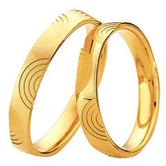 Alianzas de boda Saint Maurice Light 49/87022 | 49/87023