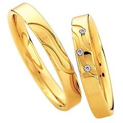 Alianzas de boda Saint Maurice Light 49/87026 | 49/87027