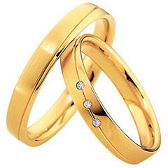 Alianzas de boda Saint Maurice Light 49/87030 | 49/87031
