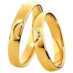 Alianzas de boda Saint Maurice Light 49/87032 | 49/87033