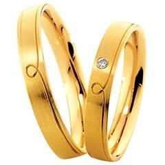 Alianzas de boda Saint Maurice Light 49/87034 | 49/87035