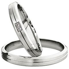 Alianzas de boda Saint Maurice Light 49/87040 | 49/87041