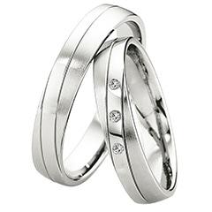 Alianzas de boda Saint Maurice Light 49/87050 | 49/87051