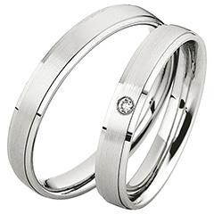 Alianzas de boda Saint Maurice Light 49/87054 | 49/87055