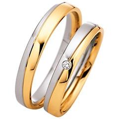 Alianzas de boda Saint Maurice Light 49/87060 | 49/87061