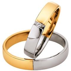 Alianzas de boda Saint Maurice Light 49/87064 | 49/87065